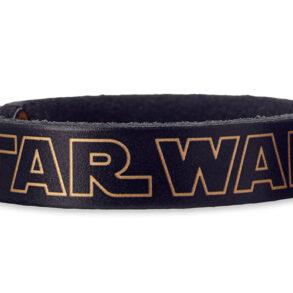 Star Wars Leather Bracelent