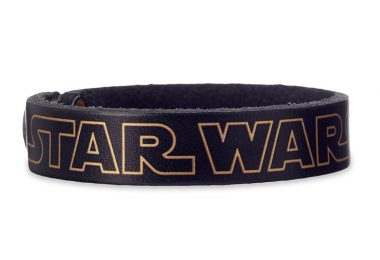 Star Wars Leather Bracelent