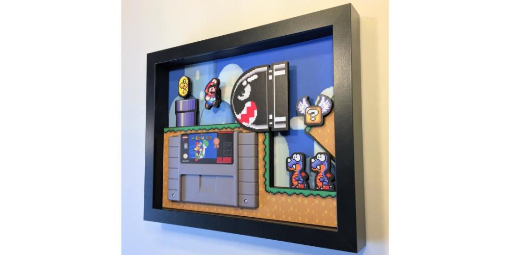 Super_Mario_World_Shadow_Box_Game_Holder