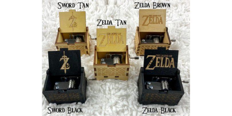 The_Legend_of_Zelda_Wooden_Music_Box