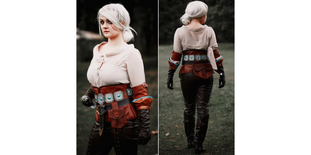 The_Witcher_3_Ciri_Cosplay_Costume_Law_of_Surprise