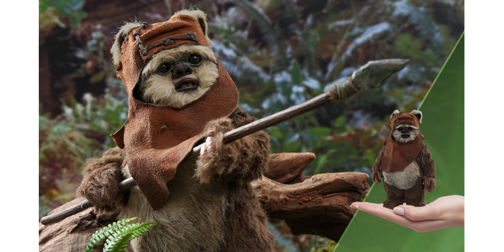 Wicket Sixth Scale Collectible Figure