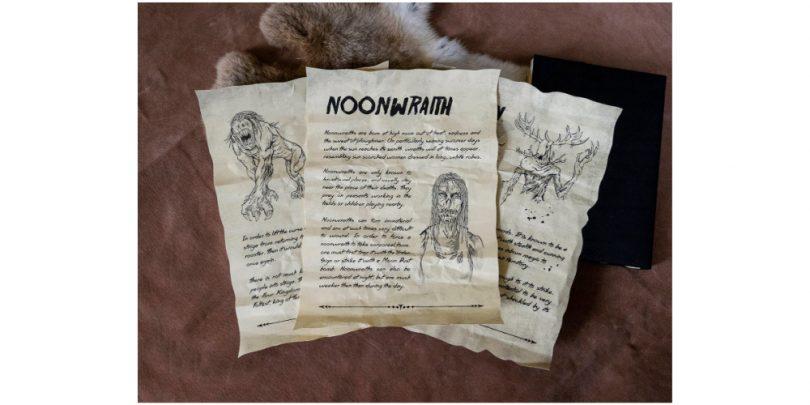 Witcher_Bestiary_Inspired_Scrolls_Realm_of_Sapkowski