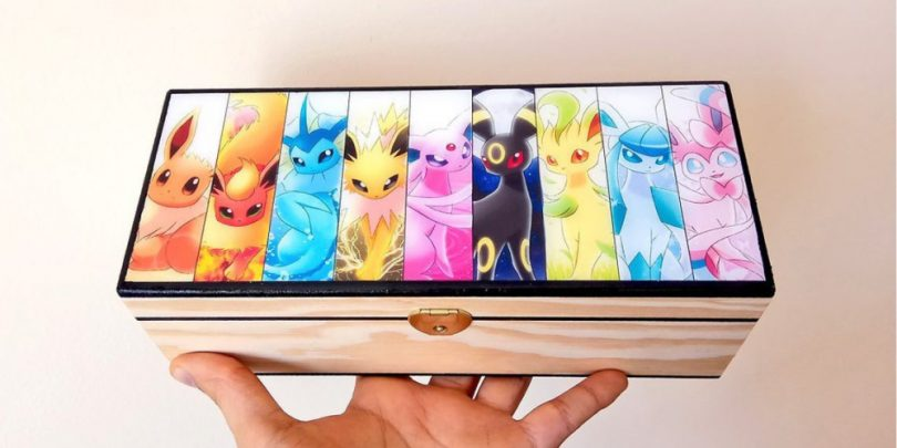 Wooden_Crystal_Resin_Eevee_Pokemon_Lockbox
