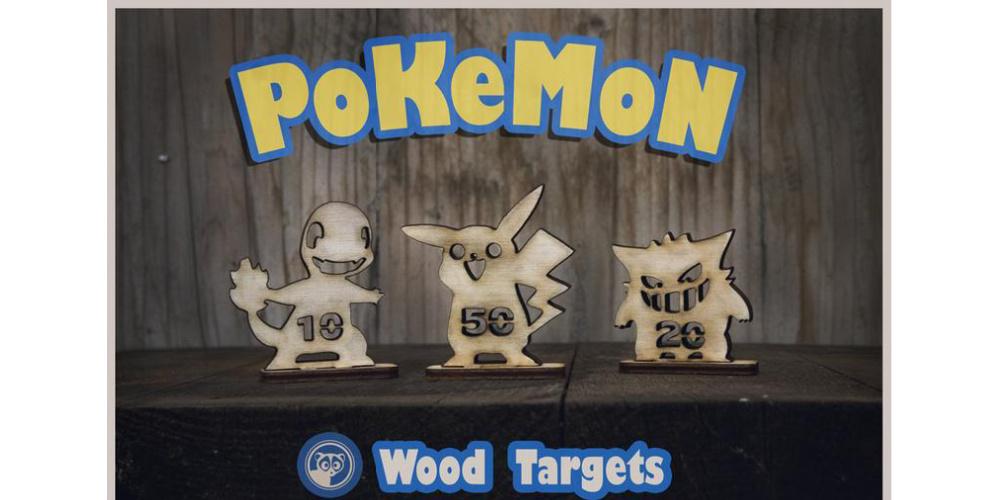 Wooden_Pokemon_Crossbow_Targets