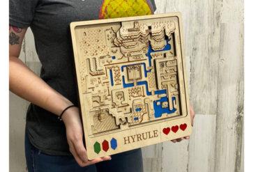 Zelda_Hyrule_3D_Map