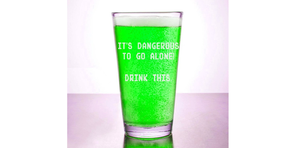 Zelda_Inspired_Pint_Glass_Gaming_Cups