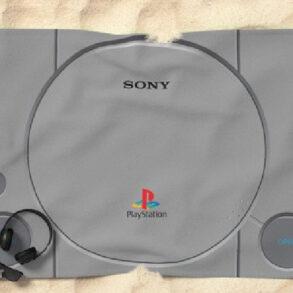 retro-original-playstation-beach-towel