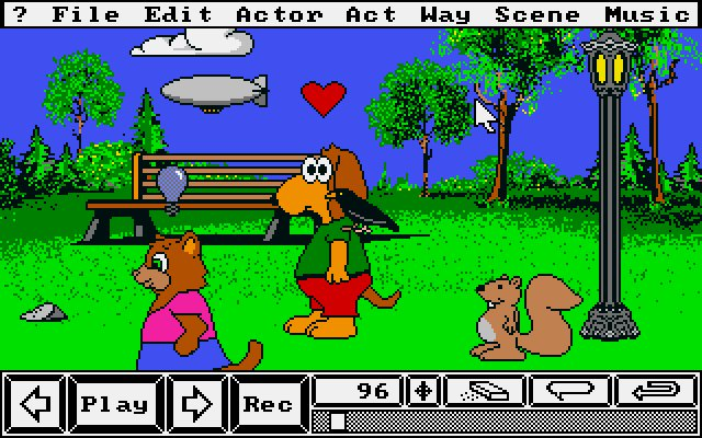 Cartooners_DOSBox