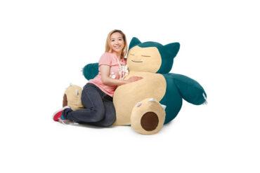 Pokemon-Snorlax-Bean-Bag-Chair