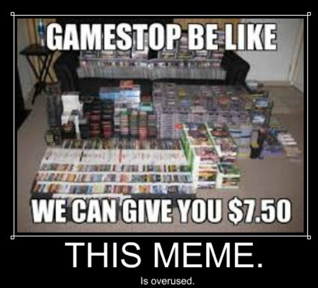 GameStop_overused_meme