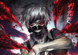 Tokyo Ghoul Puzzle