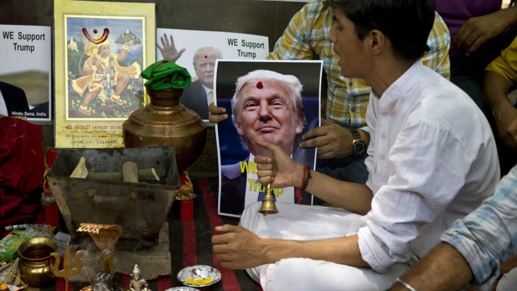 Hindu_Trump_ritual