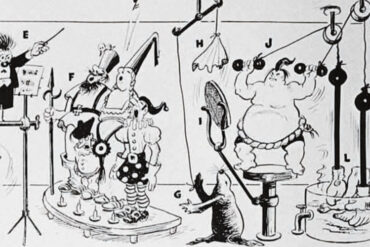 Rube_Goldberg_cartoon