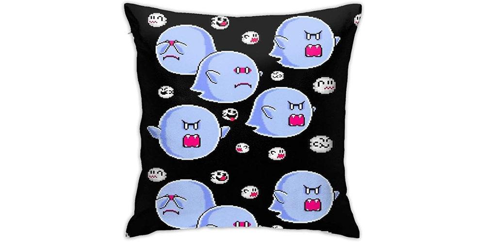 Super_Mario_World-Big_Boo_throw_pillow