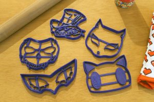Persona cookie cutters