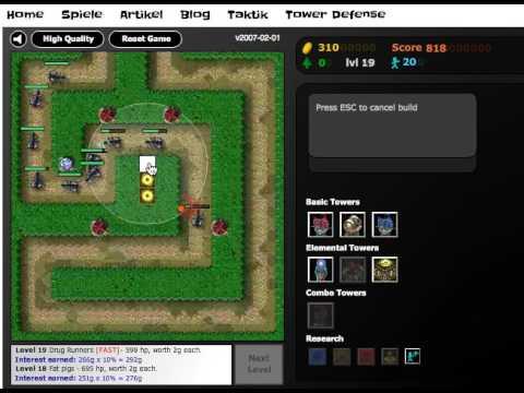 Flash_games_Flash_Element_TD