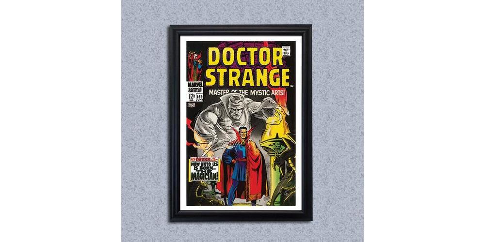Doctor_Strange_Solo_Series_Comic_Poster