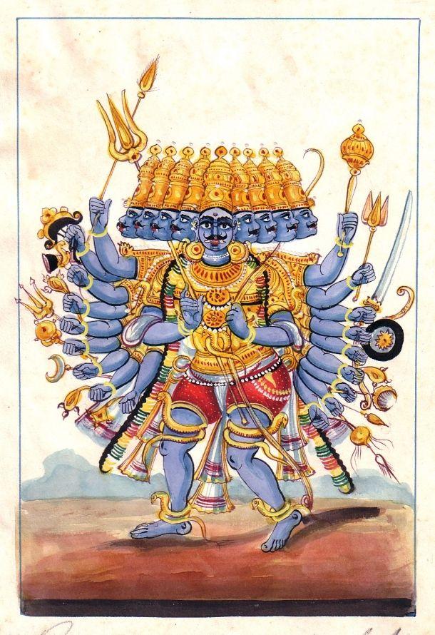 Hindu_demon
