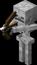 Minecraft-Skeleton_Aiming