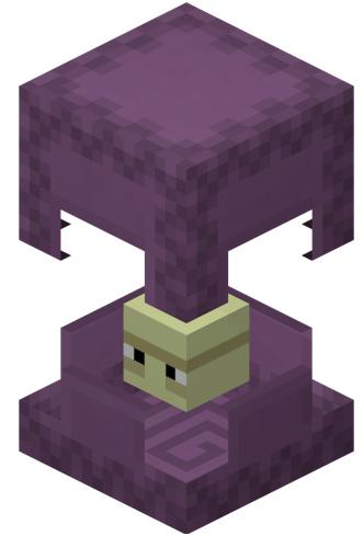 Minecraft-Skulker