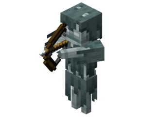 Minecraft-Stray