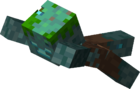 Minecraft-Swimming_Drowned_BE