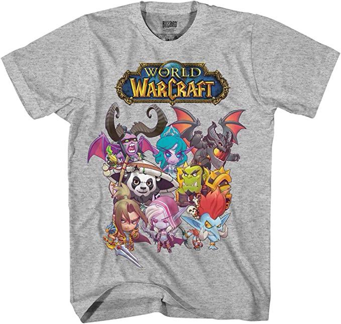 WoW_Chibi_T-shirt