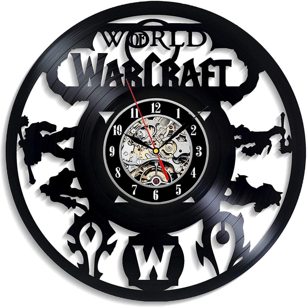 World_of_Warcraft_Clock_Black