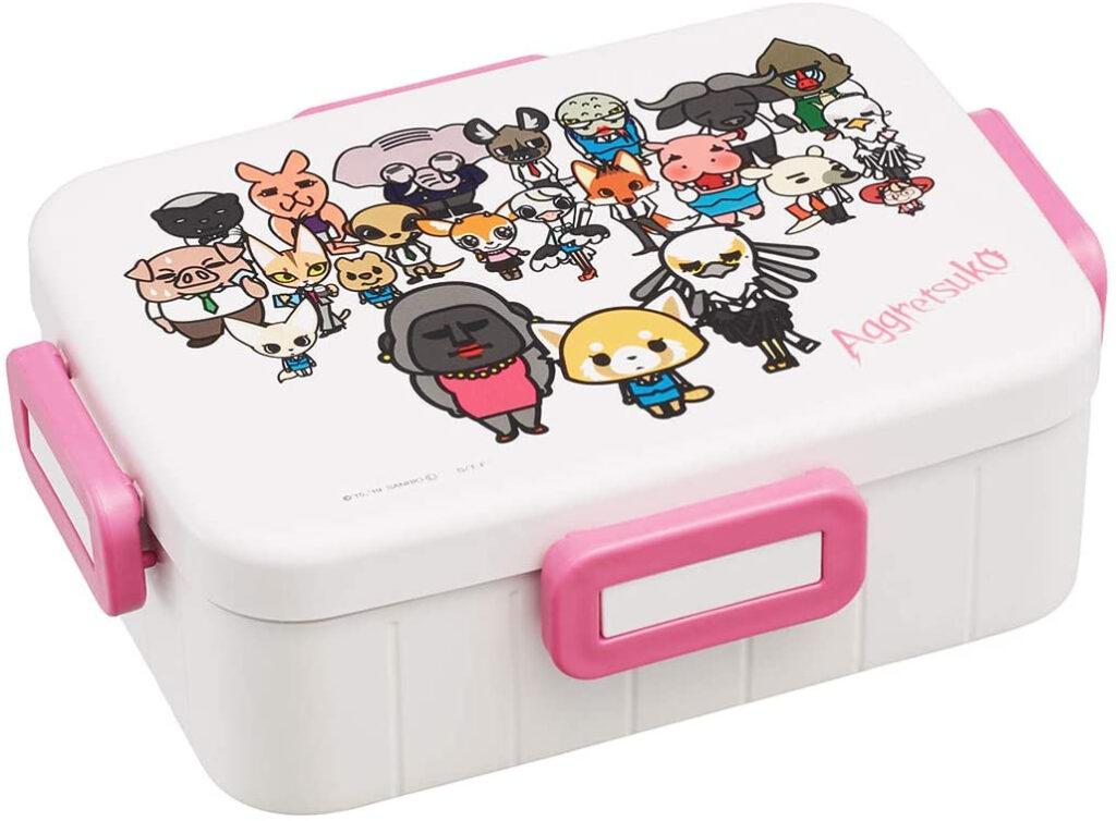 Aggretsuko_Adorable_Bento_Lunchbox