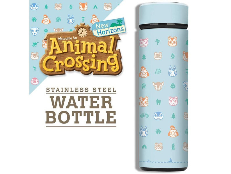 Animal_Crossing_Stainless_Steel_Bottle