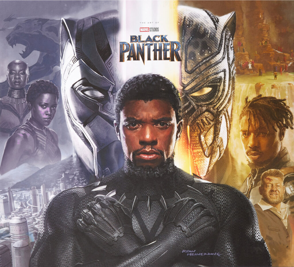 Black Panther-The_Art_of_the_Movie_Book