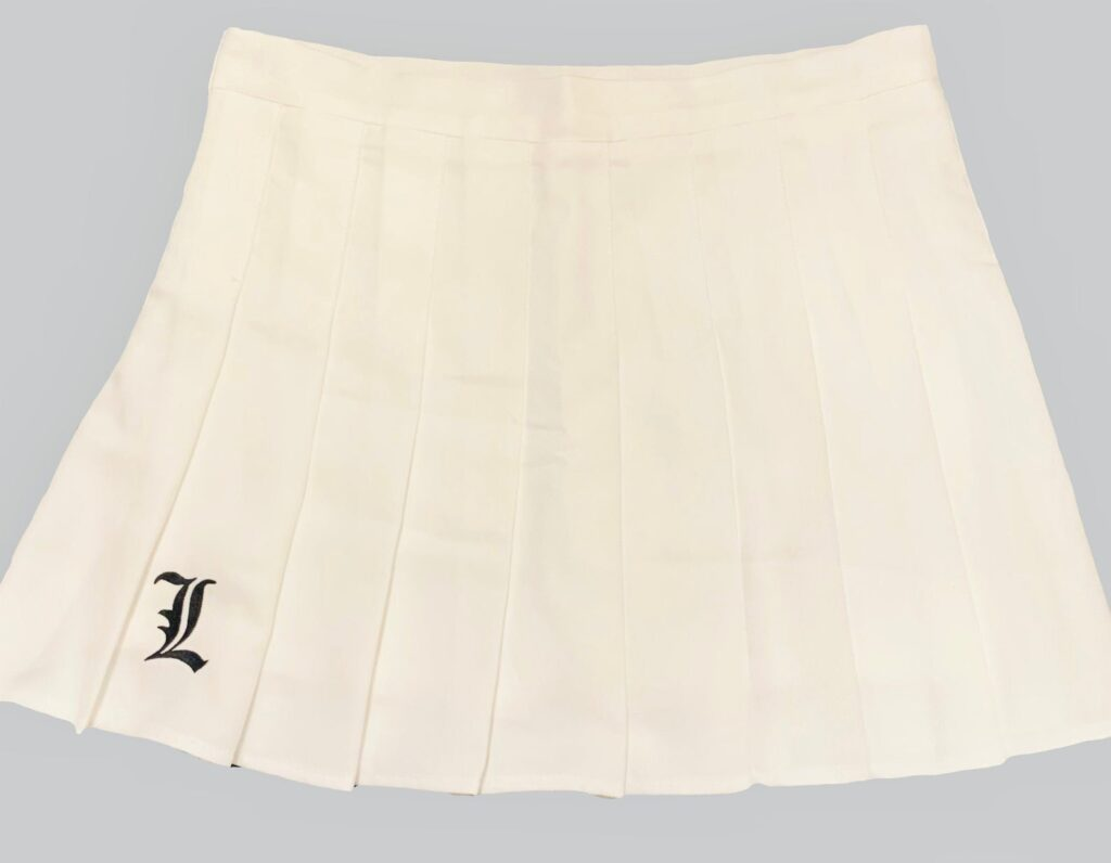 Death_Note_Tennis_Skirt